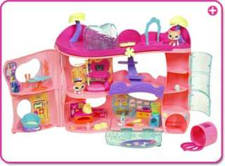 Littlest Pet Shop Pet Adoption Center Playset Toys & Games