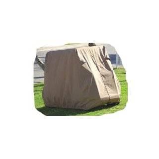 Champion 4 Passenger Golf Cart Cover Sand