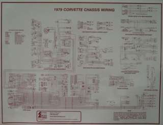 parts and accessories for all corvettes 1979 corvette wiring diagram