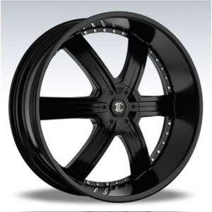 24 INCH 2 CRAVE NO.4 WHEELS CHEVY FORD GMC CADILLAC
