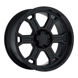 22 inch V tec Raptor black wheels Lifted Dodge Ram 1500 |
