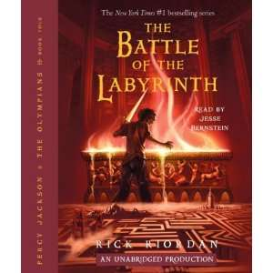 By Rick Riordan: The Battle of the Labyrinth (Percy Jackson and the