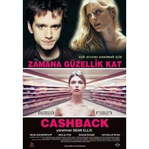 Turkish 27x40 Sean Biggerstaff Emilia Fox Shaun Evans: Home & Kitchen