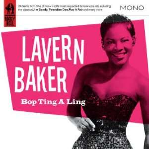 Bob Ting A Ling: Lavern Baker: Music
