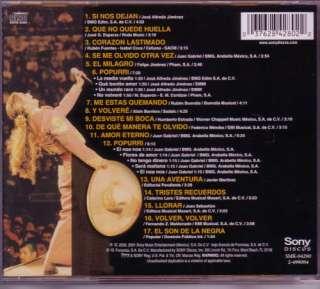 Un Lucero En La Mexico   Lucero Rancheras   Single CD En Vivo   Live