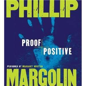 Positive CD (9780060897963): Phillip Margolin, Margaret Whitton: Books