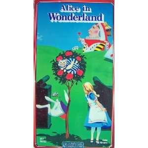 Alice in Wonderland: Jr. Arthur Rankin, Jules Bass, Mary Alice