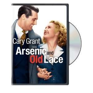 Arsenic & Old Lace (1944) Cary Grant (Actor), Raymond Massey (Actor