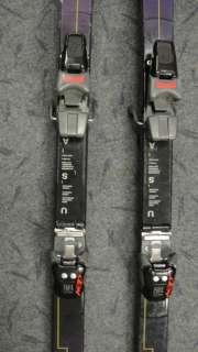 Triaxial K2 5500 8.1 190cm Downhill Skis & Marker Bindings M27v