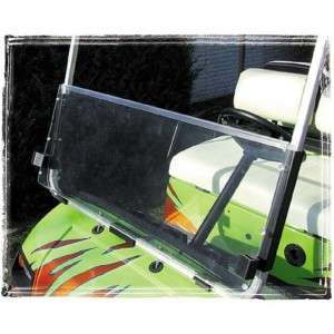 CLEAR Windshield for YAMAHA Golf Cart G22 NEW STYLE TOP