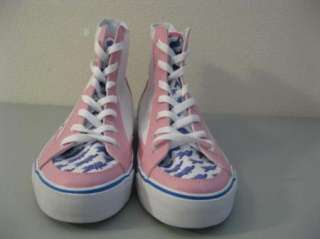 Baby Phat CUTE RETRO High Top PINK Sneakers Shoes 7.5
