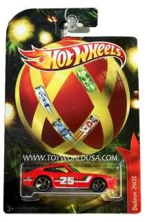Hot Wheels  Holiday Hot Rods Car