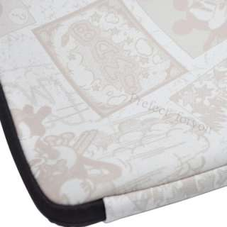 10.2 14.1 Disney Mickey Mouse Laptop Bag Case For ACER DELL HP
