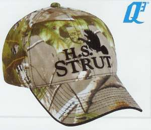 Turkey Hunting STRUT Realtree APG Camo Blk flying Hat