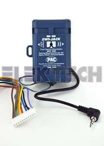 PAC SWI JACK STEERING WHEEL CONTROL FOR KENWOOD DNX5120