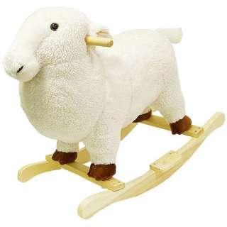 Walmar Happy rails Plush Rocking Animal, Lamb Bikes & Riding