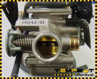 stroke scooter moped Keihin 150CC GY6 CV Carburetor