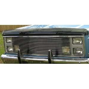 BILLET GRILLE GRILL 81~87 CHEVY GMC Pickup/Suburban/Blazer