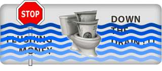 Dual Flush Toilet Converter Kit  Lever Actuator  1 Piece Toilet  w