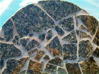 GRANITE MOSAIC TABLE TOP PATIO BISTRO PLANT COFFEE BL