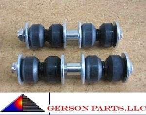 Stabilizer Sway bar link kit Front end suspension 4WD