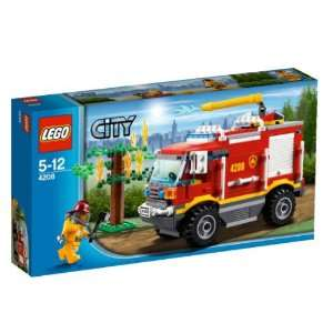 LEGO?? City Fire Truck   4208: Toys & Games