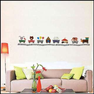 Welcom Tree Removal wall deco Stickers HL5824