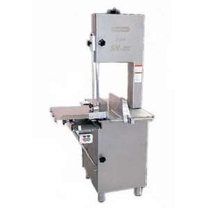 120 Stainless Electric Meat Band Saw 3 HP Floor Model: Home & Kitchen