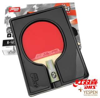 DHS 6 Star Ping Pong Paddles / SKYLINE 3 & CLOUD&FOG 3