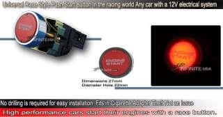 PUSH BUTTON ENGINE START Civic Accord CRX Prelude