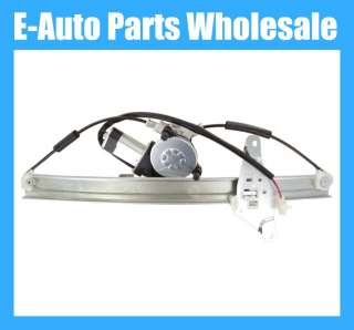 Camry 1992 1996 LH Front Power 4 Door Window Regulator