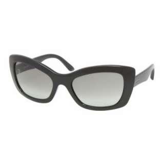 NEW Prada Sunglasses Black SPR 19M 1AB3M1 POSTCARD