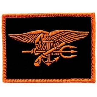 Navy Seal Flag Embroidered Patch US Military Logo Eagle