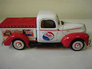 Golden 1940 Ford Pepsi Cola Pickup Truck SN10375