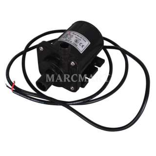Brushless Water Pump for Solar Fountains 12V 650mA 3.5M (OT156)