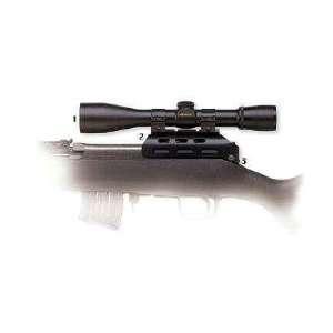 Detachable Complete Rifle Mount System for Remington 4,6,7400,7600
