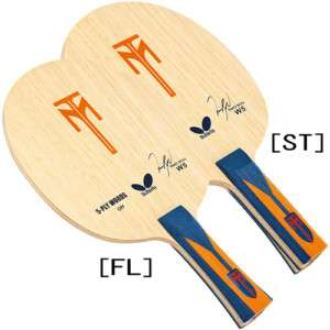 Butterfly Timo Boll W5 W 5 wood Blade Table tennis GOOD