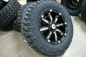 295/70 18 RBP Wheels Nitto Trail Rim & Tire Package 35