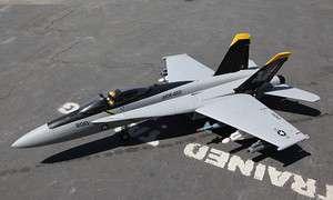 F18 HORNET JOLLY ROGER RC JET 70mm FAN   READY TO FLY KIT   F35 F16