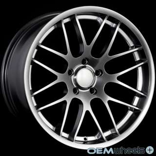 19 CSL STYLE HYPER WHEELS FITS BMW 325 325i 325Ci M3 E46 E90 E92 E93