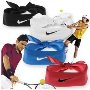 NIKE TENNIS SWOOSH BANDANA (ADULT UNISEX):  Sports