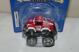 MLB Mini Die Cast Monster Truck Philadelphia Phillies Fleer