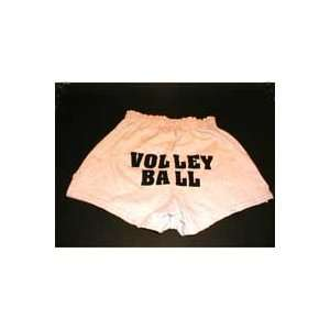 Volleyball Soffe Shorts with Rear Print: Everything Else